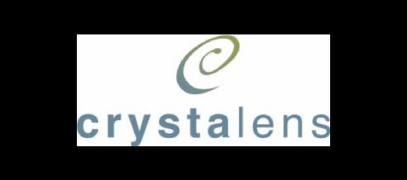 Crystalens logo